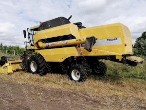 New Holland TC5070 AdBlue