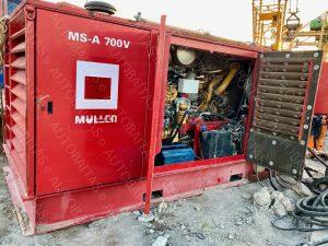 MULLER MSA700V AdBlue DPF EGR