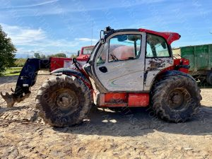 MANITOU MLT840-137PS EGR DPF